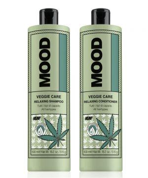 MOOD Veggie Care Duo Pack mood shampoo & conditioner