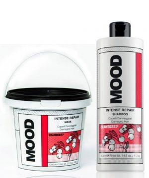 MOOD Mask & Shampoo Large Duo