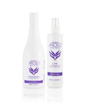 Arosci Volume Shampoo & L.I.T.E