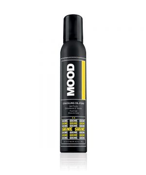 MOOD Crackling Oil Foam