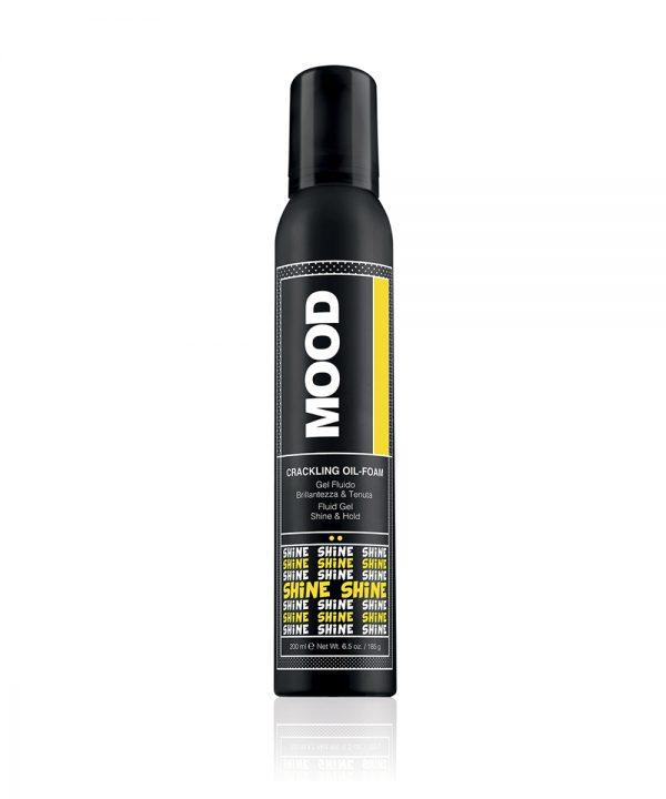MOOD Crackling Oil Foam