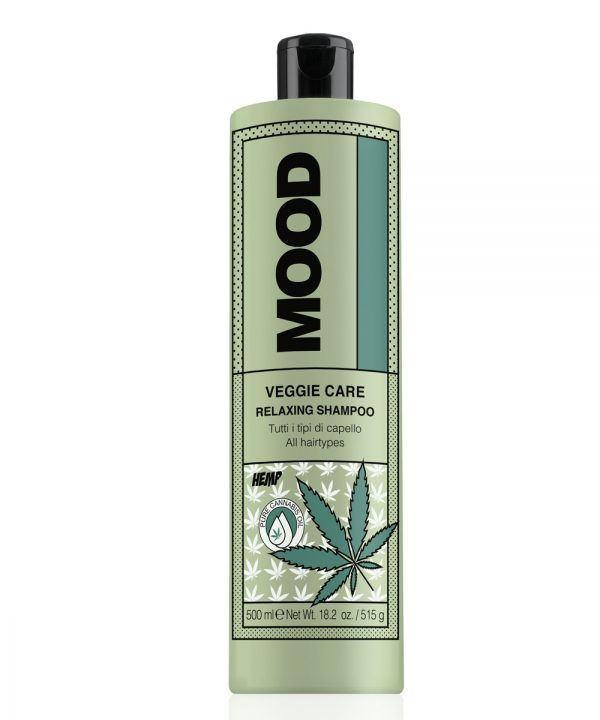 Mood Veggie Relaxing Shampoo