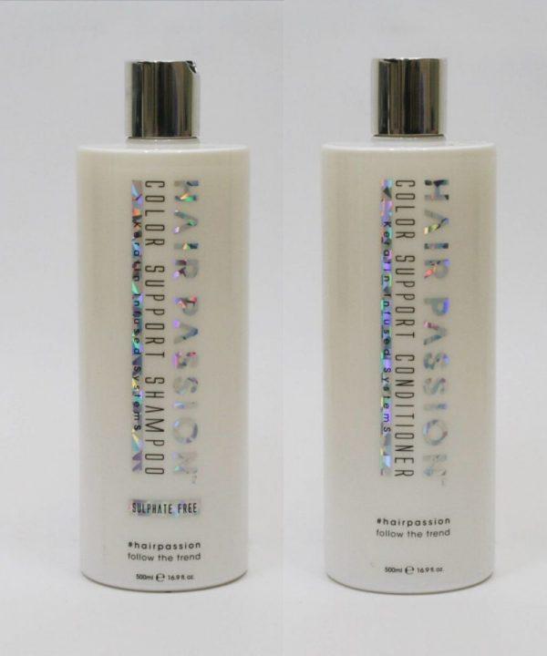 Hair Passion Shampoo & Conditioner Set