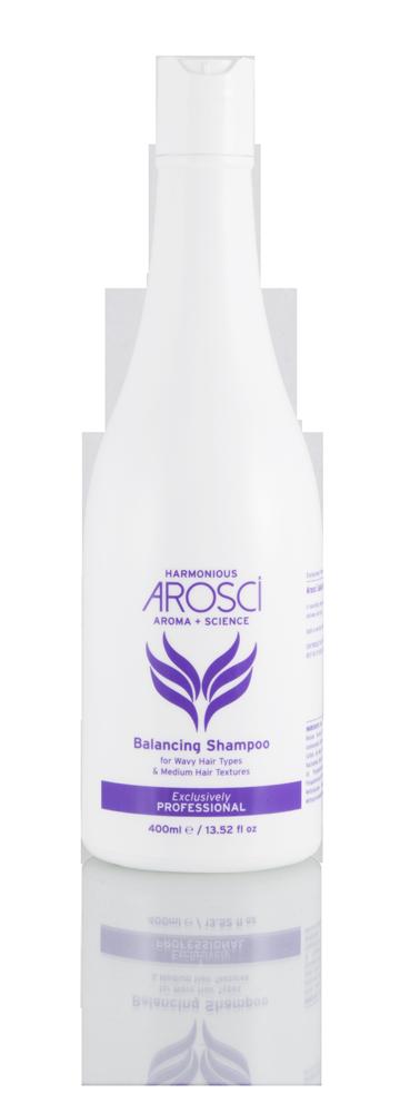 arosci balancing shampoo 400ml
