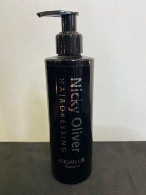 Nicky Oliver Argan Oil Shampoo 250ml