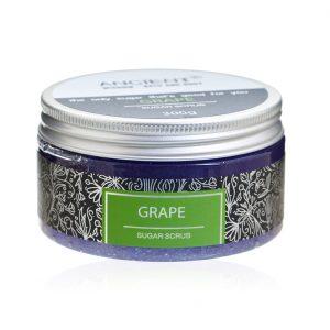 sugar scrub grape